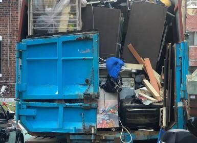 유품정리, 가정폐기물 처분, 옥상쓰레기 처리…